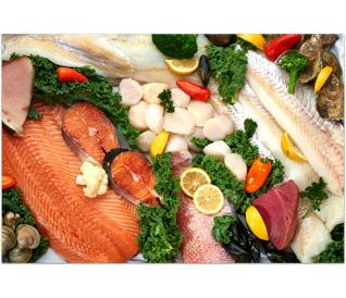 fresh seafood - Schiff's