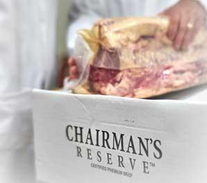 custom meats - Chairman's Reserve® Premium Meats